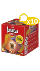 TOFFEE-FLAVORED Pod ESE System Coffe