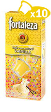 NATURAL VANILLA-FLAVORED COFFEE CAPSULES </br> 10 UNITS