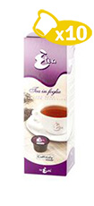 LOOSE-LEAF TEA CAPSULES