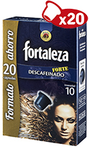FORTE DECAFFEINATED CAPSULES</br> 20 UNITS