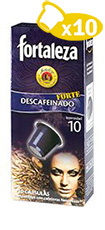 FORTE DECAFFEINATED CAPSULES</br> 10 UNITS