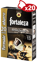 INTENSSÍSIMO CAPSULES </br> 20 UNITS